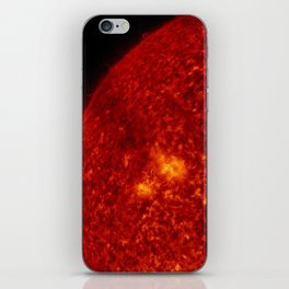 Solar Flares 2, Sept. 4, 2017 iPhone Skin