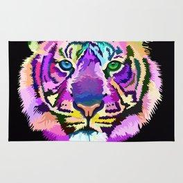 popart tiger Rug