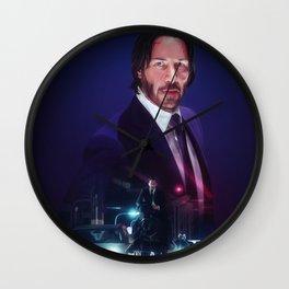 Excommunicado Wall Clock