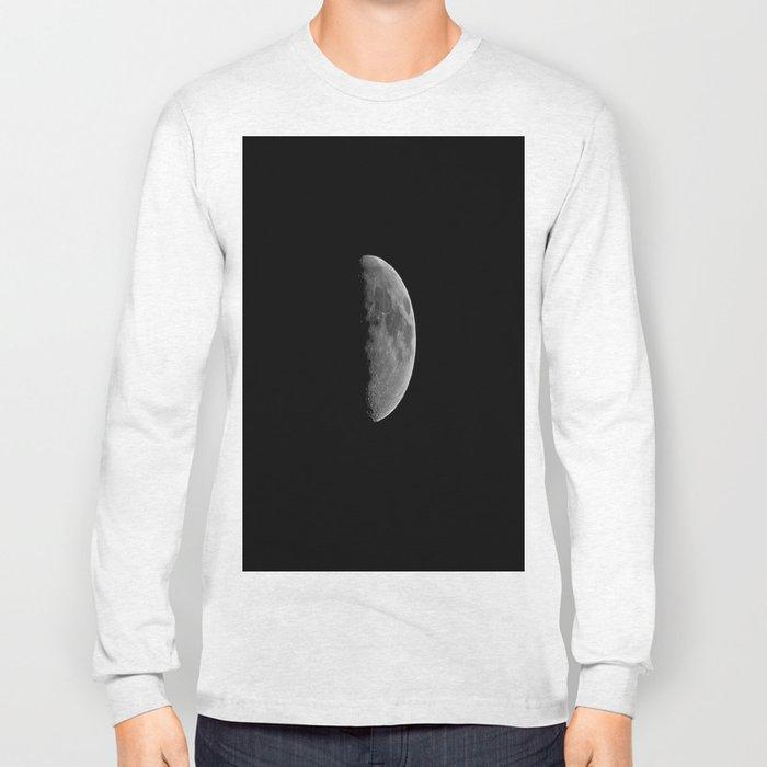 Just Half Long Sleeve T-shirt