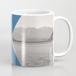 Boho Arrows of Lake Wanaka Coffee Mug