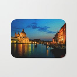 Italy. Venice celebration Bath Mat