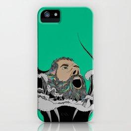 FR/US - #001 iPhone Case