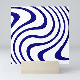 marinière mariniere in the wind 2 Mini Art Print