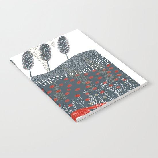 Foxfield Notebook