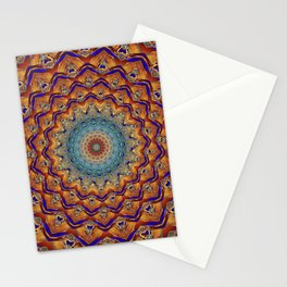 Manda Pattern Stationery Cards