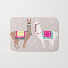 Drama Llama Bath Mat