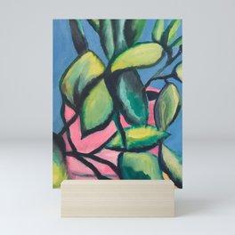 House Plant Mini Art Print