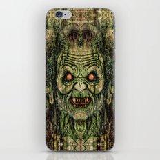 Old Corpse iPhone & iPod Skin