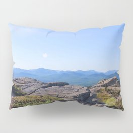 The summit of Mount Chocora Pillow Sham