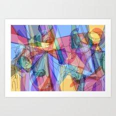 Sujag Art Print