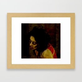 The Last Days of Ophelia Part 3 Framed Art Print