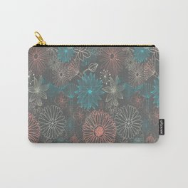 Grey Dreams Carry-All Pouch