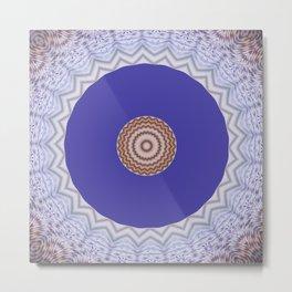 Some Other Mandala 504 Metal Print
