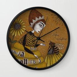 The Conversation Wall Clock