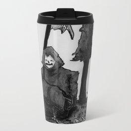 need a break Metal Travel Mug