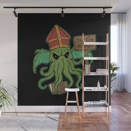The End is Nigh! Wall Mural