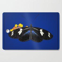 Wild Blue Cutting Board