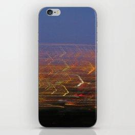 Runyon Lights iPhone Skin