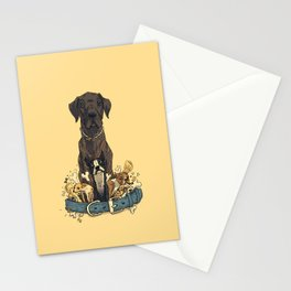 Dogs1 Stationery Cards