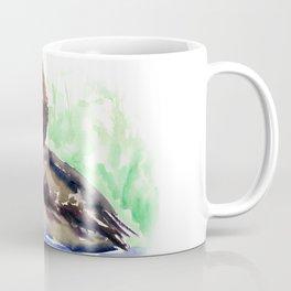 Cute Little Duck Coffee Mug