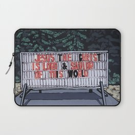 Jesus The Christ Laptop Sleeve
