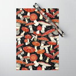 Amanita Wrapping Paper
