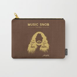 The Deeper the ROOTS — Music Snob Tip #073.5 Carry-All Pouch