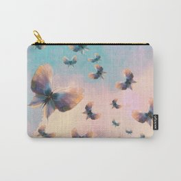 Happiness is a butterfly Carry-All Pouch