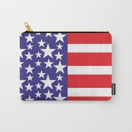 Flag of the United States of America. USA #society6 #decor #buyart #artprint Carry-All Pouch