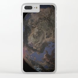 A Glimmer of Hope Clear iPhone Case