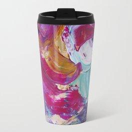 Abstract painting 5 Travel Mug