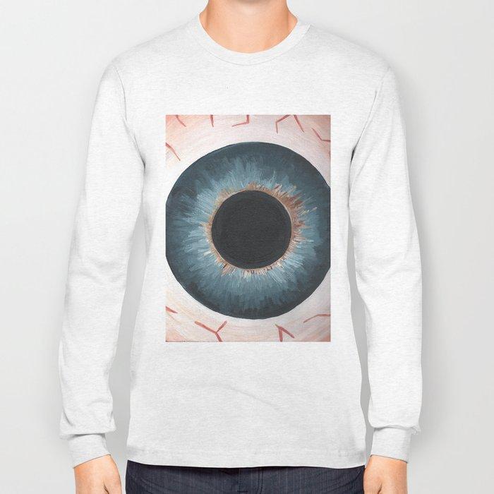 Eyes Long Sleeve T-shirt
