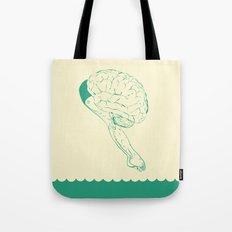 Think or Swim Tote Bag