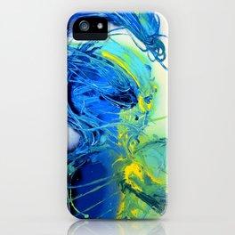 Heart Flow iPhone Case