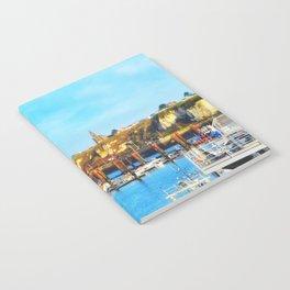 Dieppe Harbour Notebook