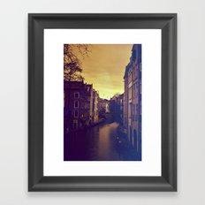 Utrecht Framed Art Print