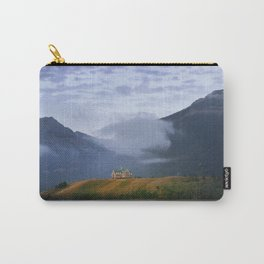 Sunrise over Waterton Lakes National Park and The Prince of Wales Hotel .3 Carry-All Pouch