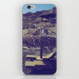 Private Paradise II iPhone Skin