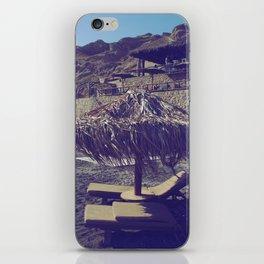 Private Paradise II iPhone Skin