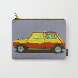 Colourful Mini Carry-All Pouch