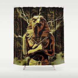 HORUS Shower Curtain