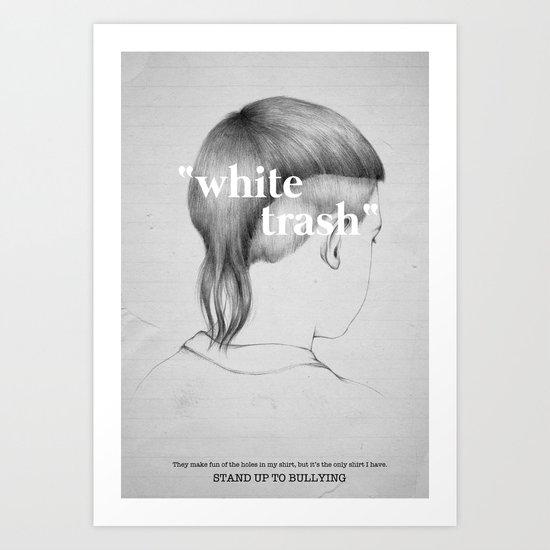 Bully II Art Print
