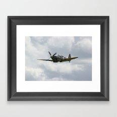 Spritfire Mk9 Framed Art Print