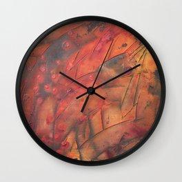 orchard Wall Clock