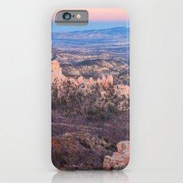 Far View iPhone Case