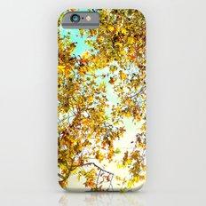 Autumn Umbrella Slim Case iPhone 6s