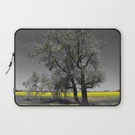 The Beauty of Canola Fields Laptop Sleeve