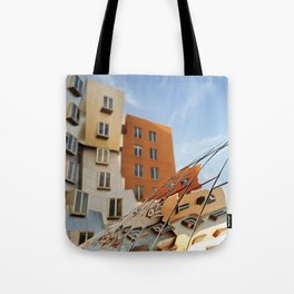 The Ray and Maria Stata Center Tote Bag