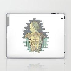 Pára de pensar nela Laptop & iPad Skin